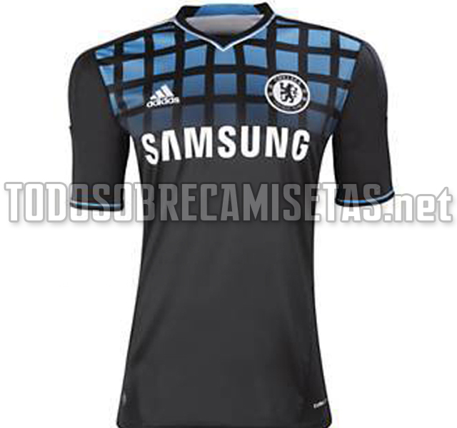 big sale 8cc25 65ab5 New Chelsea Away Kit Leak: 2011-12 Jersey | Two Liverpool ...